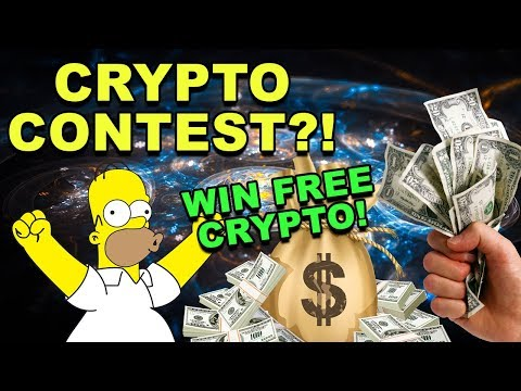 CryptoCurrency Giveaway! – Win Free Crypto! – IOST Crypto Giveaway