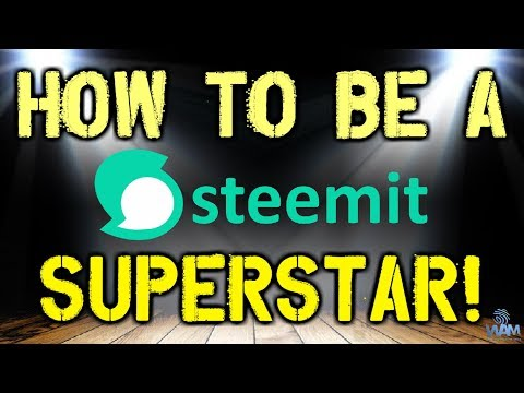 How To Be A Steemit SUPERSTAR! (with Terry Brock)