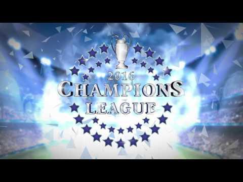 Champions League 2016 – TIX