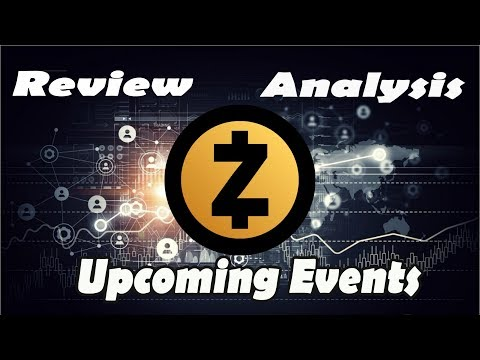 HOT 2 Upcoming Zcash (ZEC) Crypto Events in Future 2018. Free Crypto Signals for Holders 2018.