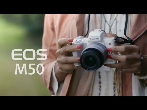 """""""Introducing the EOS M50"""" (CanonOfficial)"""
