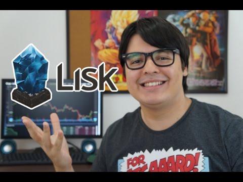 Lisk – Um dia uma moeda