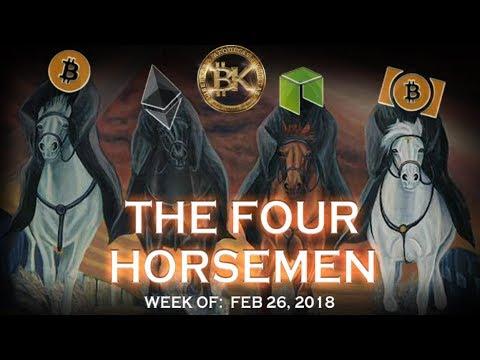 Crypto Technical Analysis ?? Bitcoin vs Ethereum | BTC BCH ETH NEO | Altcoin Trading Tutorial 2018