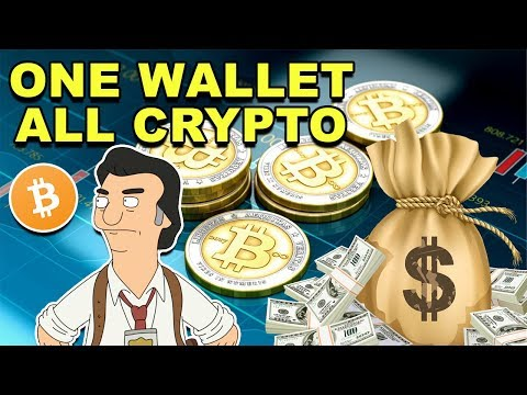 All CryptoCurrency on One Wallet! – The Ultimate Crypto Wallet Setup! – Crestonium ICO Review