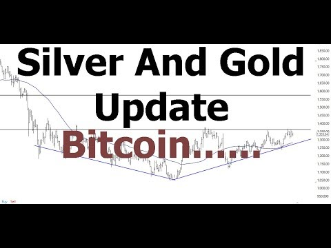 Whats Next For Silver And Gold –  Bitcoin Update