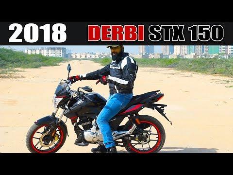 2018 Derbi STX 150 – Ride and Review in Pakistan  – Dat Biker Dude