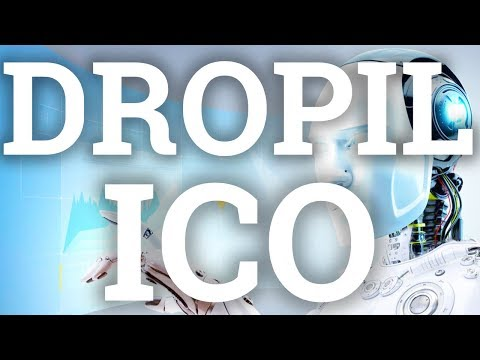 CRYPTOCURRENCY TRADING BOT MADE EASY? (DROPIL DROP ICO REVIEW)