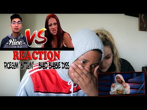 RIP FOR CASH ME OUTSIDE / RiceGum – Bitcoin (Bhad Bhabie Diss) ( Official Audio) REACTION ! ? ? ?