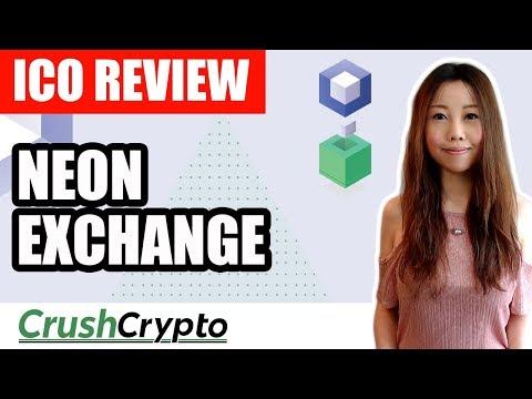ICO Review: Neon Exchange (NEX) – Hybrid NEO Decentralized Exchange