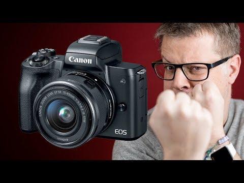 Canon Eos M50, enfin la 4K ! et à 700€ ! Oui mais…?