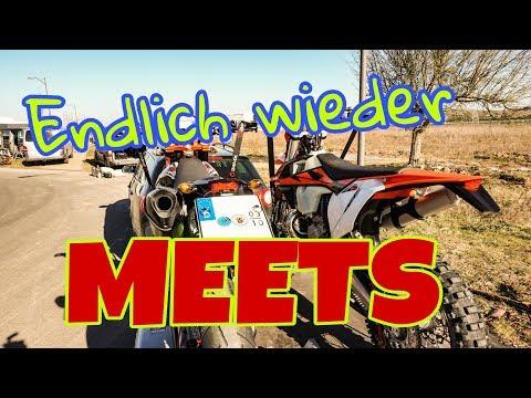 ES GEHT WIEDER LOS! Meet-Vlog //Maxime, EOS & Seaky // JokerMotoVlogs