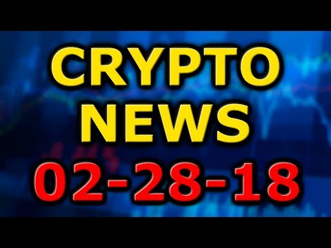 Waltonchain Twitter Busted, Amazon Cryptocurrency Survey, OmiseGO SDK (Crypto News 02/28/18)