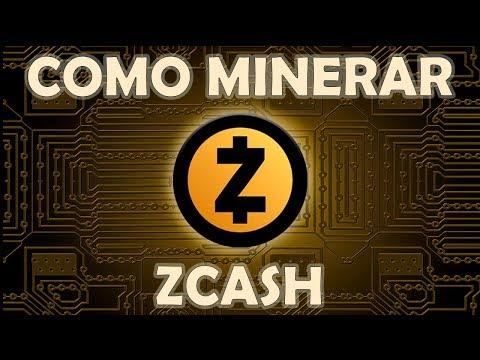Como Minerar Zcash – Rápido e Fácil! 2018