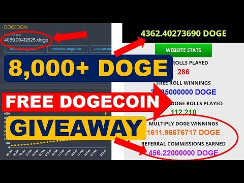 How Easy To Earn 8000+++ Free Dogecoin 100% Effective Strategy