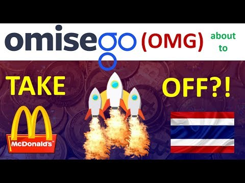 Omisego (OMG) about to TAKE OFF!