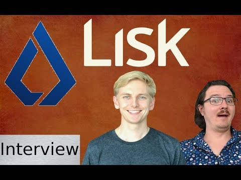 Lisk Rebranded Interview – Solid Vision, Great Future