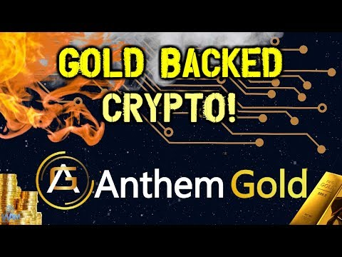 Gold Backed Cryptocurrency To Change The World Of Finance! – AnthemGold with Anthem Blanchard
