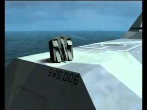 Future Warship  DCN Swordship