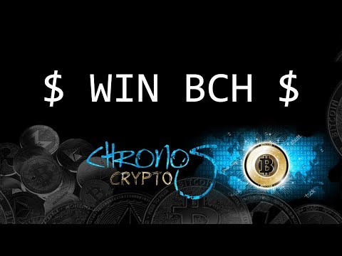 Win $50 of Bitcoin Cash from One Minute Crypto!