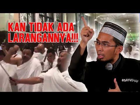 """Menanggapi Pernyataan """"Kan tidak ada Larangannya"""" – Ustadz Adi Hidayat Lc MA"""