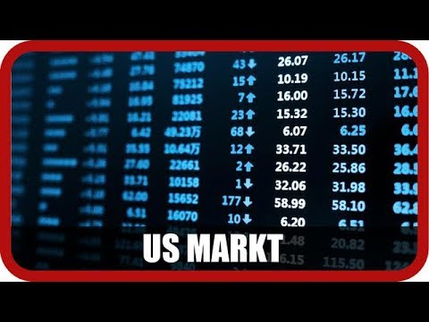 US-Markt: Dow Jones, Gold, Öl WTI, Bitcoin