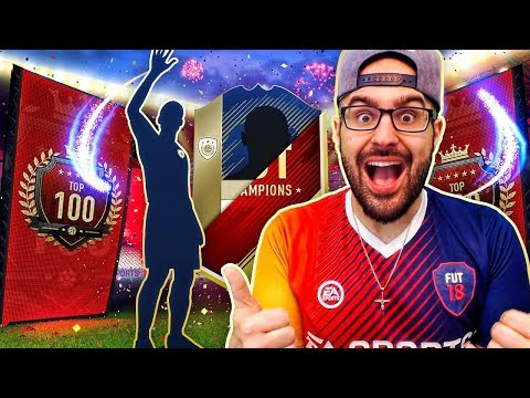 OMG TOP 100 1 COIN 44 REDS!! *WE PACKED PRME ICON* FIFA 18 ULTIMATE TEAM