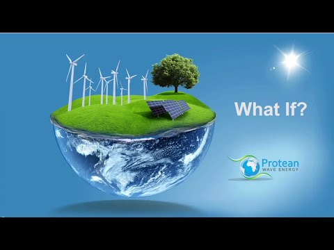 Protean Wave Energy Converter – What If?