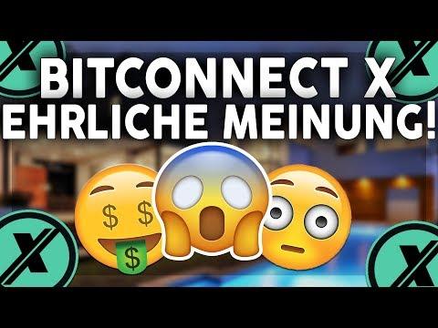 BITCONNECT X SCAM?! EHRLICHE MEINUNG!