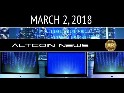 Altcoin News – Uber Co-Founder Cryptocurrency? Germany Won't Tax? South Korean Ripple Partnership?