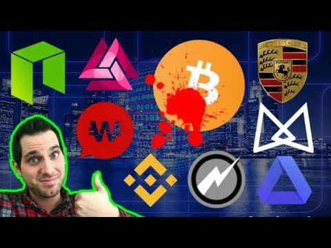 Crypto News: NEO APAC Tour | The Bitcoin KILLER? ? | Porshe | TNC TRAC ACT NAV ACAT BNB WWB POLY