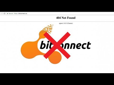 BITCONNECT DELISTING ON EXCHANGES