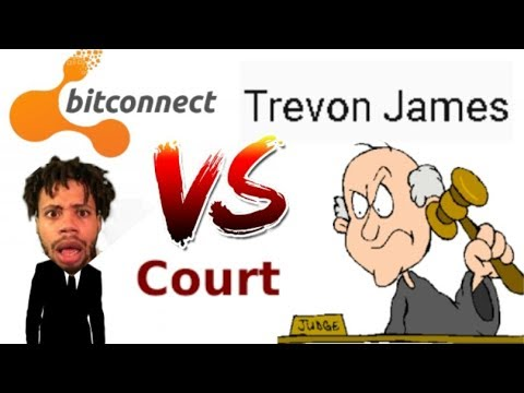 Trevon James officially served for Bitconnect case – Bitconnect promoters, Where are they now?
