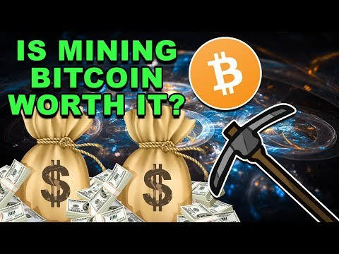 Is Bitcoin Mining Worth It? – How to Mine Bitcoin? – Bitcoin Mining BTC CryptoCurrency Mining