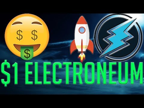 ELECTRONEUM TO $1 VERY SOON! Electroneum Mobile Mining App News Update! ETN Price Prediction 2018
