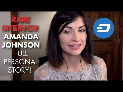 Amanda Johnson: Dash Spokeperson – Origins of Cryptocurrency REVEALED!