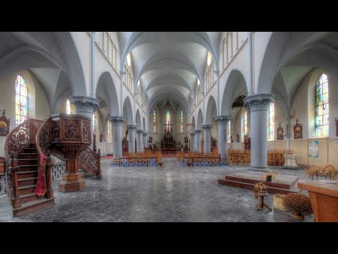 Untouched Abandoned Neo Gothic Church With 1000 Arches!