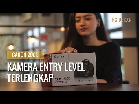 Review Canon Eos 200d – Review Indonesia