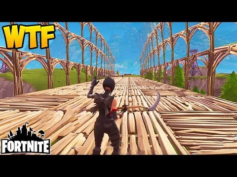 CRAZIEST SKY BRIDGE! – Fortnite Funny Fails and WTF Moments! #123 (Daily Moments)
