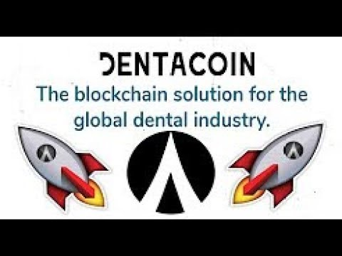 DCN Dentacoin | I bought 1 Million Coins because it can grow to $1