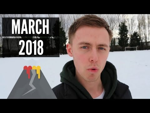 UPDATE: Cryptocurrency Investing Strategy – March 2018