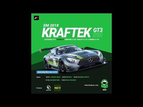 VRC BRASIL – KRAFTEK GT3 – 2ª ETAPA – MONZA
