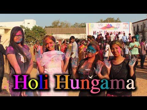 Nellore Holi Humgama Event in VRC Ground | Maruthi Media