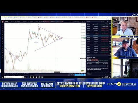 Ripple To Coinbase? Bitcoin Over $11,500! & More!