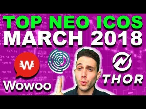 Top 3 NEO ICOs for March? Wowoo partnerships, Da Hongfei Roger Ver, THOR Token, Effect.ai EFX
