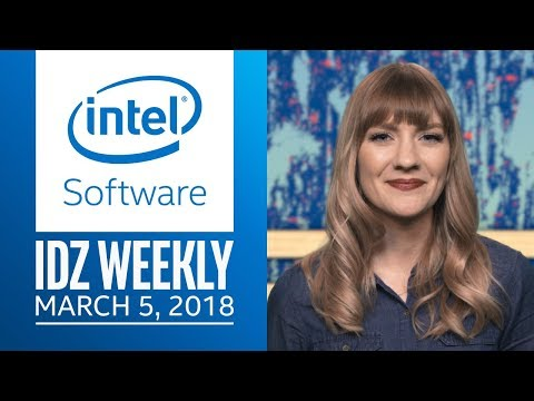 IDZ Weekly | Global IoT ISV Enabling Program | Intel Software