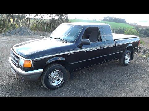 Caçador de Carros: Ford RANGER STX 97 em detalhes