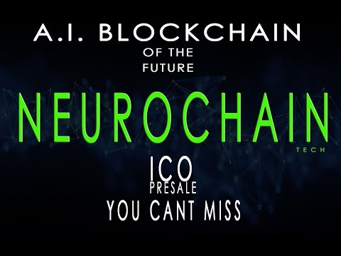 NEUROCHAIN ICO — As bullish as I am on EOS!!