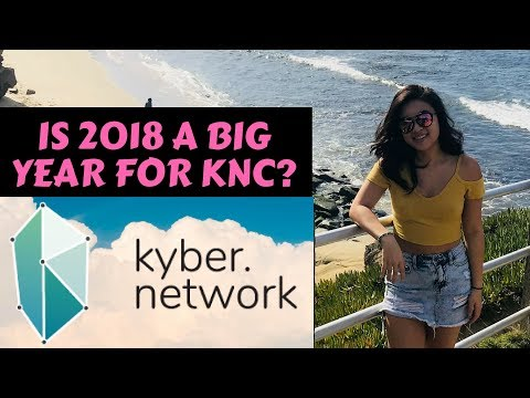 What is Kyber Network | 2018 Kyber Network (KNC) Predictions