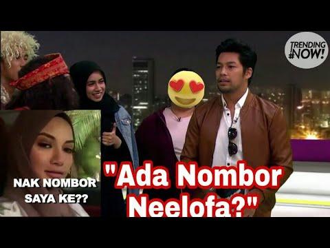 Wow..Kamal Adli Mintak Nombor Neelofa|Ada Apa-Apa Ke Dengan Neelofa