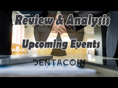 Crypto signals & news update for Dentacoin (DCN). Cryptocurrency Dentacoin (DCN) Review 2018